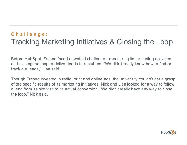 University Doubles Organic Traffic and Grows Lead Conversions with HubSpot Slide 3