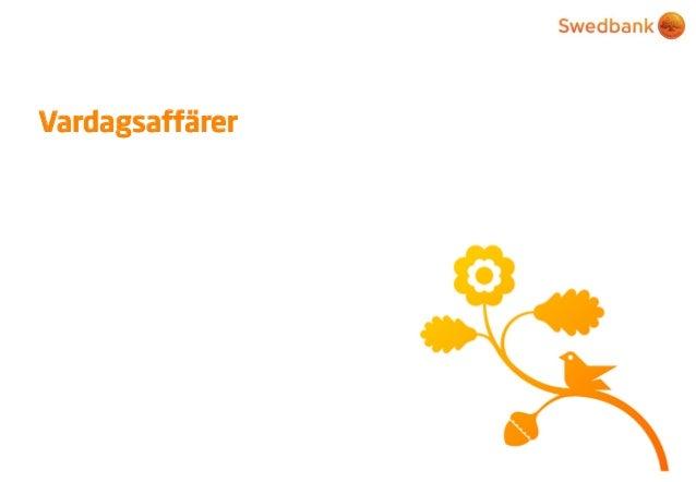 autogiro swedbank