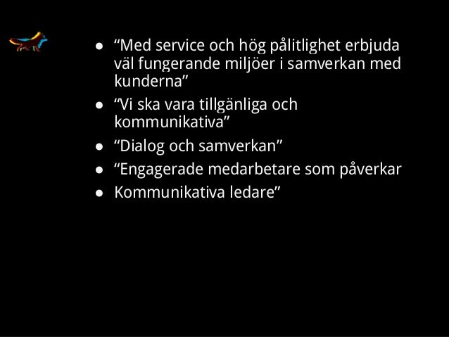 """Erik Fors-Andrée Mofe AB ● """"Med service och hög pålitlighet erbjuda väl fungerande miljöer i samverkan med kunderna"""" ● """"Vi..."""