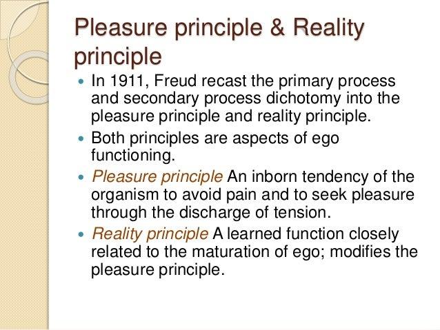 Freud pleasure pain