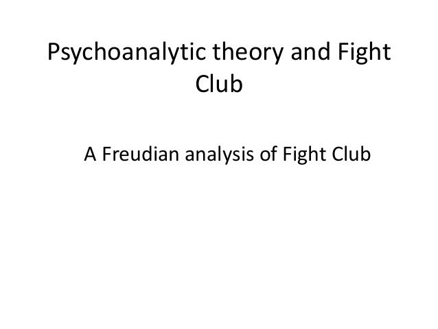an analysis of freudian theory About how we work with dreams in psychoanalysis by j jones many times people ask us about dream interpretation method at freud, thinking of the old, traditional method consisting on the use of the dream-keys.