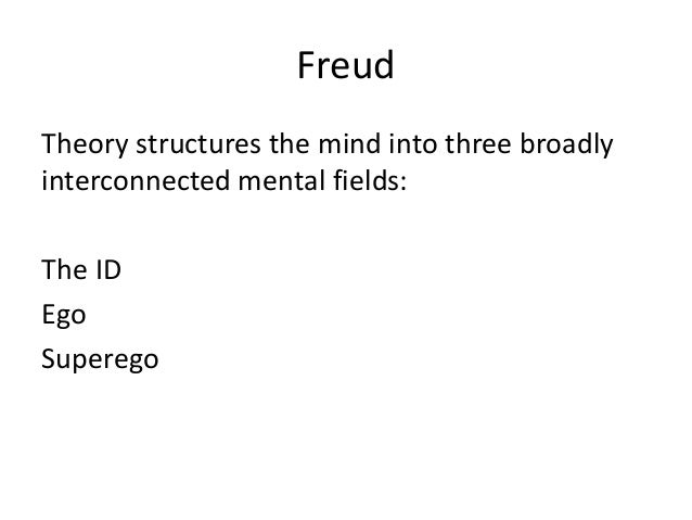 fight club according to freud Fight club 5 filed under:  sigmund freud's psychoanalytic theories are a huge contribution to psychology today  according to lois tyson the unconscious.