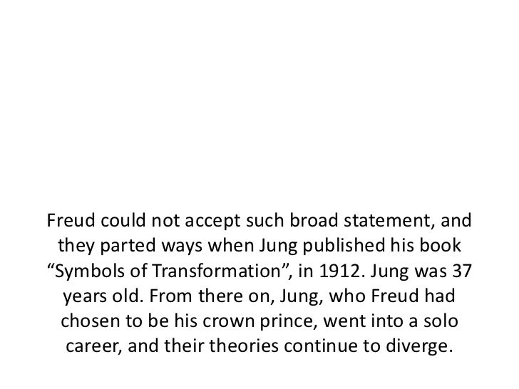 Freud And Jung The Main Differences