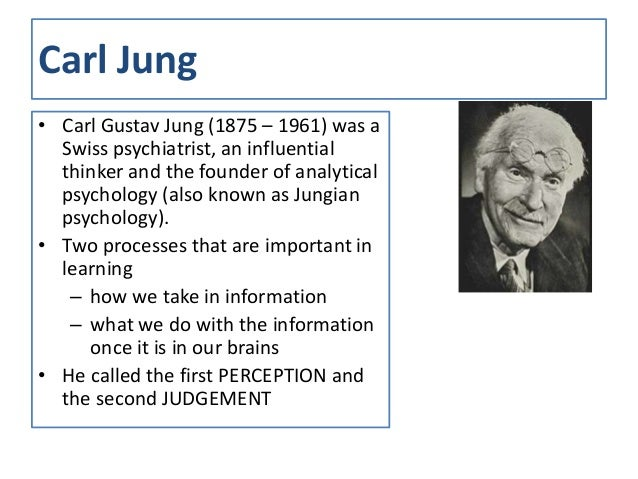 carl jungís theory essay A close examination of the heart of jung's theory of psychological growth and individuation the transcendent function is the core of carl jung's theory of psychological growth and the heart of what he called individuation, the process by which one is guided in a teleological way toward the person one is meant to be.