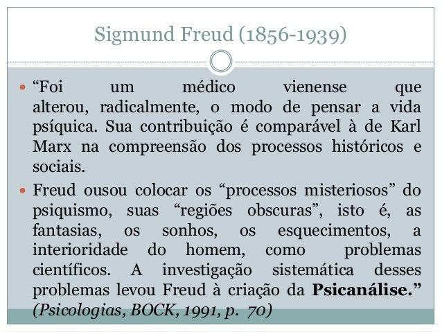 Freud aprendizagem desenvolvimento e fases Slide 3