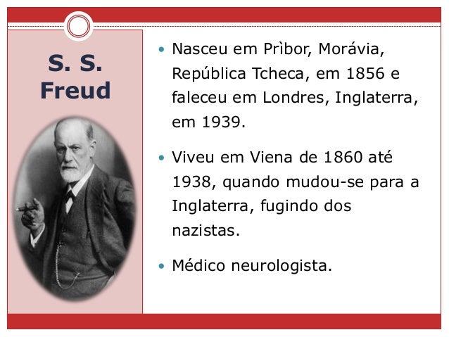Freud - O desenvolvimento sexual infantil Slide 2