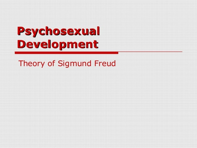 Freuds psychosexual stages articles
