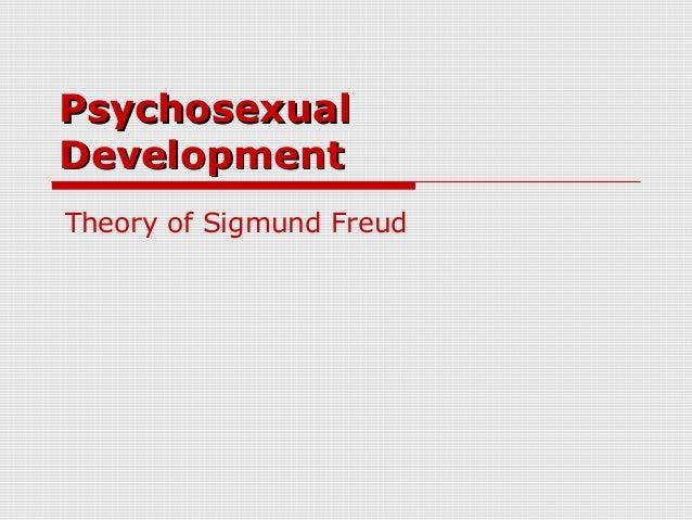 Psychosexual development articles