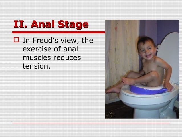 example of anal stage