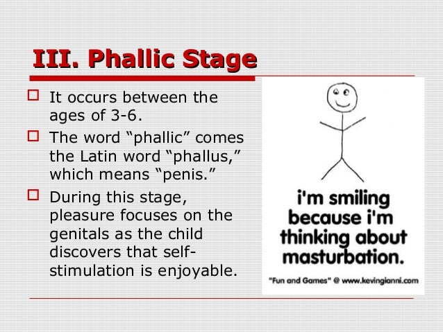 Phallic stage of psychosexual development fixation