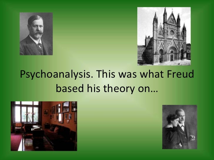 freuds theory The id, ego and superego the id, the most primal part of us is what we are born with - and animals never develop anything else it is our primal urges, to.