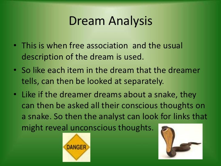 an analysis of the works of freud Freud really discovered the question of the efficacy of psychoanalysis as a  the  characteristic style of freud's reasoning exemplified by his analyses of dreams.