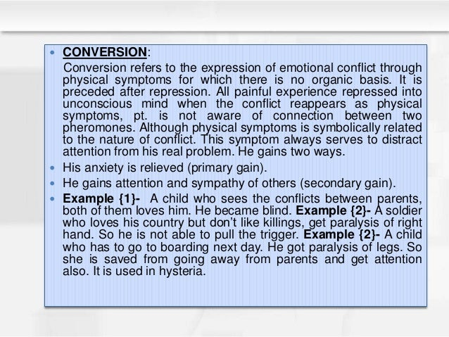  SYMBOLIZATION AND CONDENSATION. Symbol is an idea or object used by conscious mind in lieu of actual idea or object. Ins...