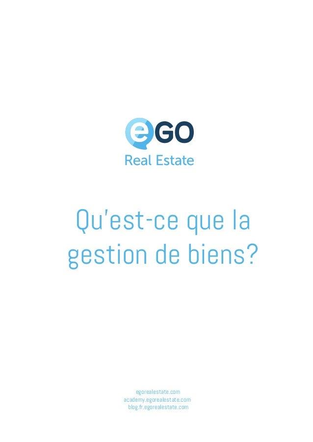 egorealestate.com academy.egorealestate.com blog.fr.egorealestate.com Qu'est-ce que la gestion de biens?