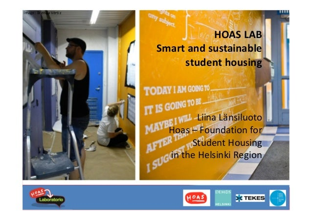 Image: Brenda Vértiz                                  HOAS LAB                       Smart and sustainable                ...