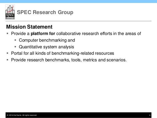 Spec cpu2006 benchmark verktøy