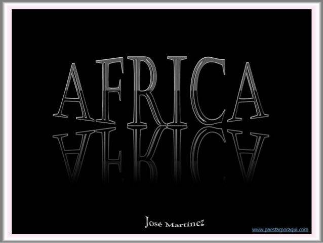 África....