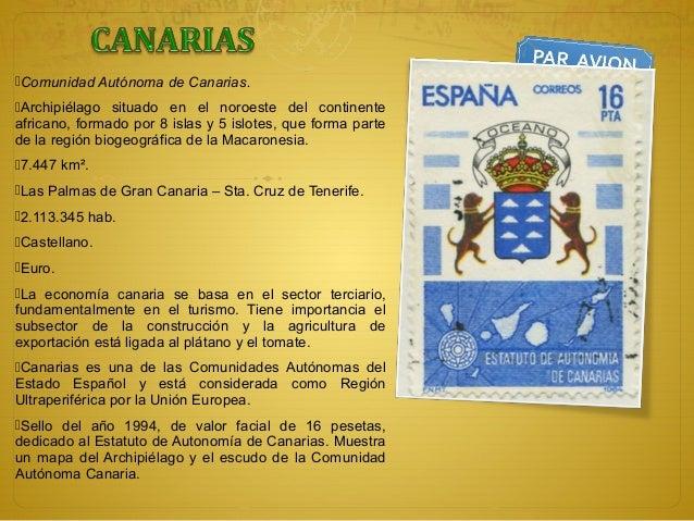 Frica en sus sellos de correos una experiencia educativa for Oficina de correos las palmas de gran canaria