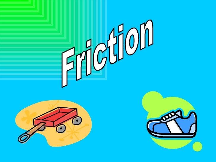 Friction lesson ks2