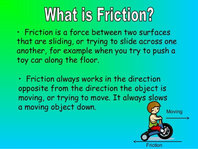Friction 1powerpoint
