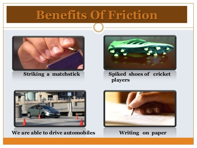 friction is a necessary evil essay Get all questions and answers of friction friction necessary evil of cbse class 8 science on topperlearning topperlearning's experts and students has answered all of friction friction necessary evil of cbse class 8 science questions in detail.