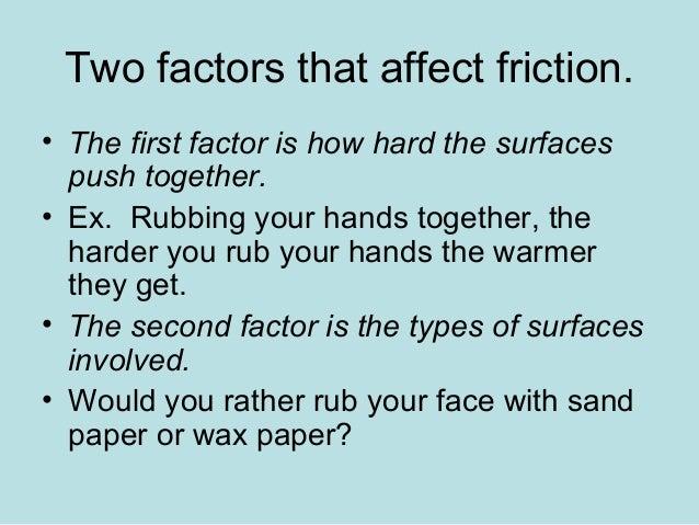 Friction notes 2 2 sli...