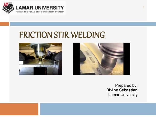 Friction-Stir Welding friction stir welding slideshare