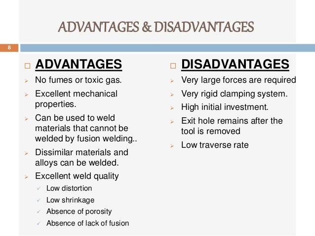 Disadvantages of friction
