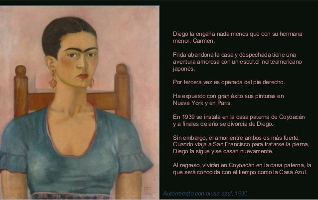 Diego la engaña nada menos que con su hermanaDiego la engaña nada menos que con su hermana menor, Carmen.menor, Carmen. Fr...