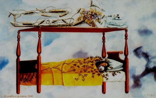 El sueño o La cama, 1940