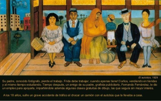 Su padre, conocido fotógrafo, pierde el trabajo. Frida debe trabajar, cuando apenas tiene13 años, vendiendo en tiendasSu p...