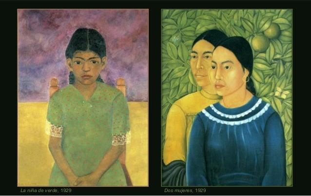 Dos mujeres,Dos mujeres, 19291929La niña de verde,La niña de verde, 19291929