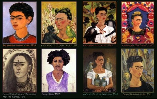 Autorretrato con chango y loro,Autorretrato con chango y loro, 19421942Autorretrato con pelo rizado,Autorretrato con pelo ...