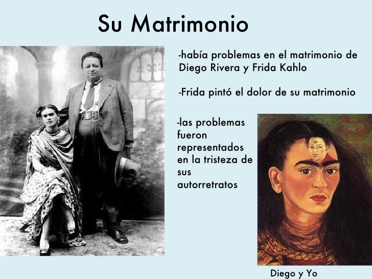 Matrimonio Tema Frida Kahlo : Frida kahlo th period
