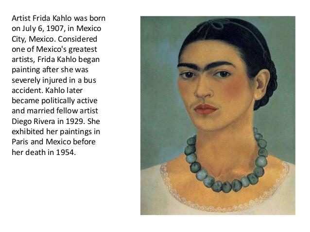 kahlo biography