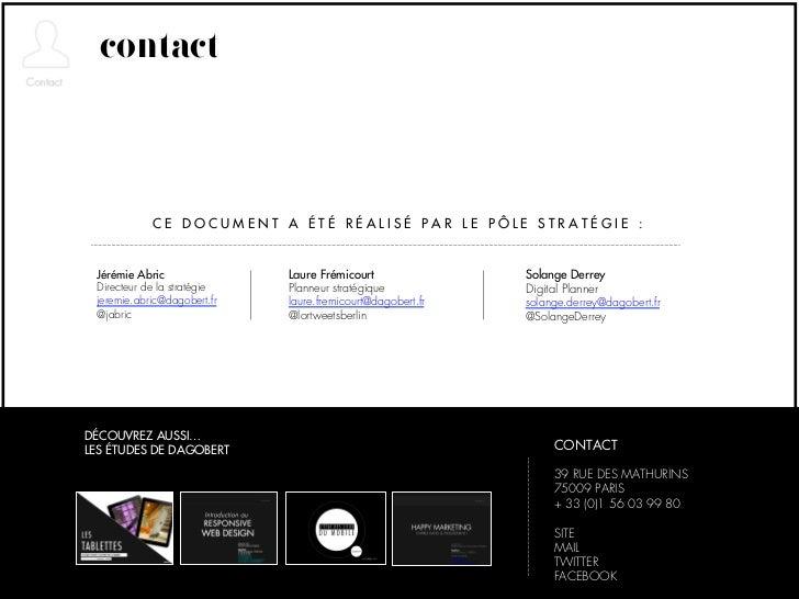 contact            CE DOCUMENT A ÉTÉ RÉALISÉ PAR LE PÔLE STRATÉGIE : Jérémie Abric               Laure Frémicourt         ...
