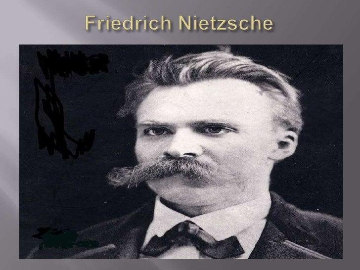 Friedrich Nietzsche<br />