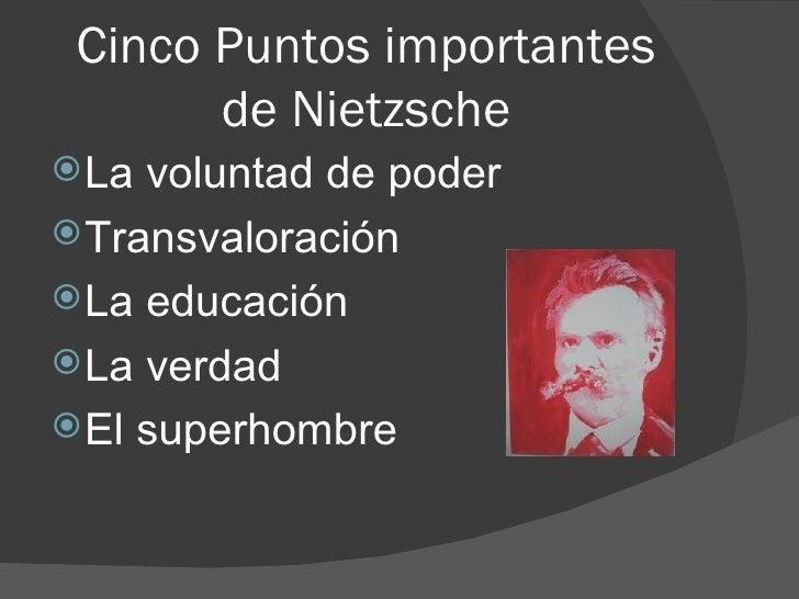 Friedrich nietzsche presentación Slide 2