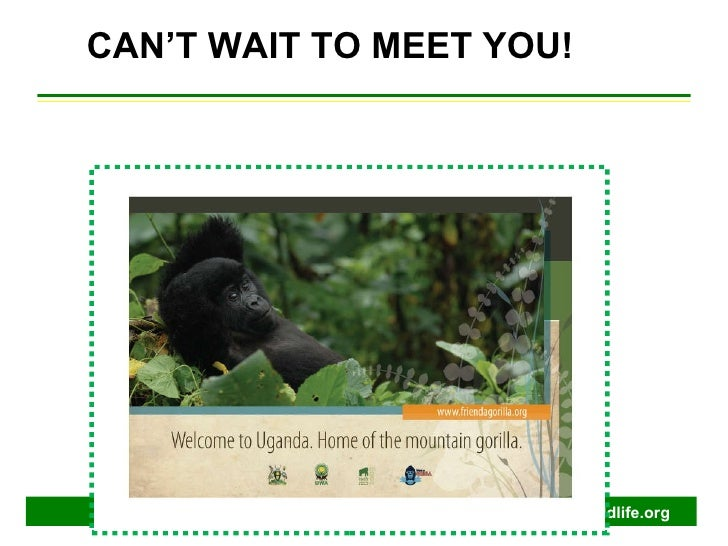 CAN'T WAIT TO MEET YOU!