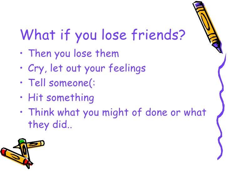 Friends info Slide 3