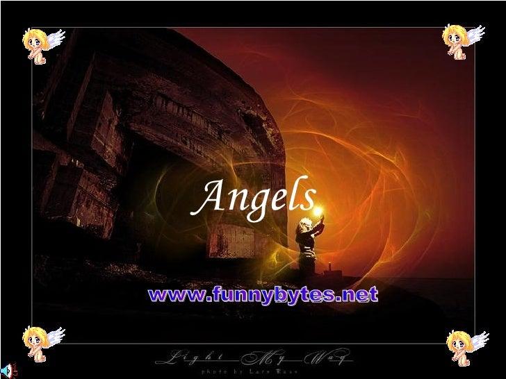Angels www.funnybytes.net