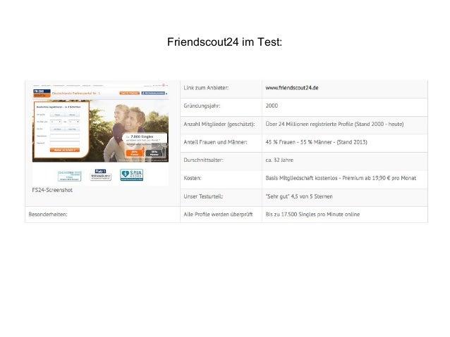 friendscout24 mitgliedschaft