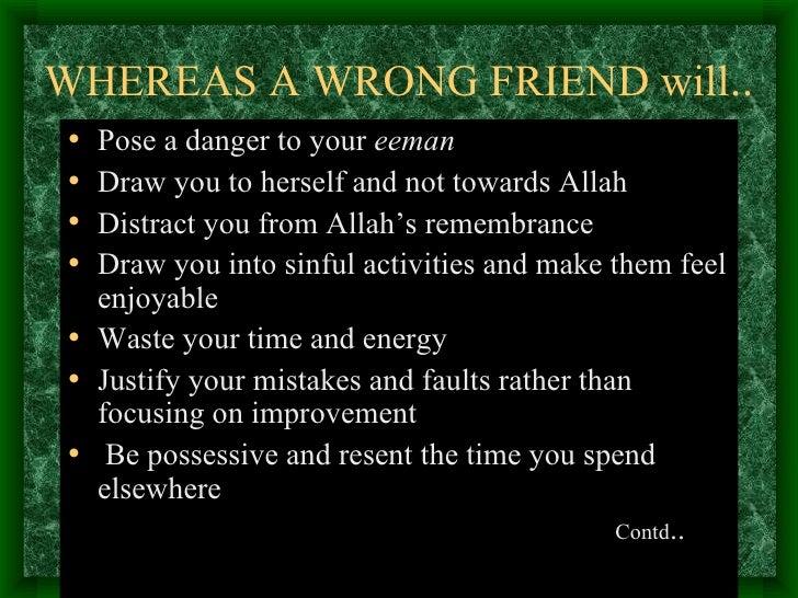 Friendship Classy Wrong Friend