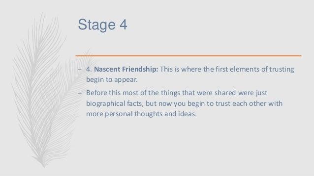 interpersonal friendship