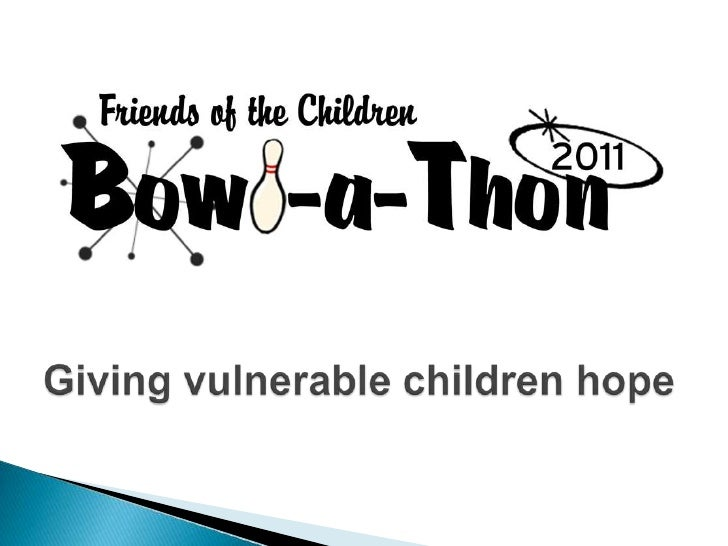 Giving vulnerable children hope<br />