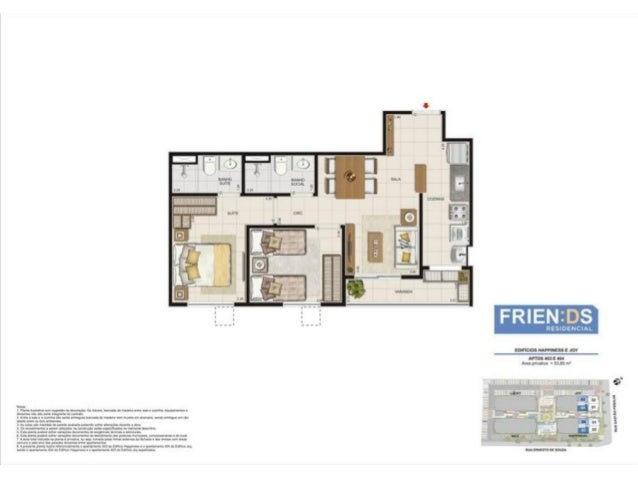 Friends Residencial