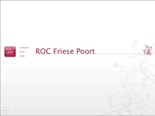ROC Friese Poort
