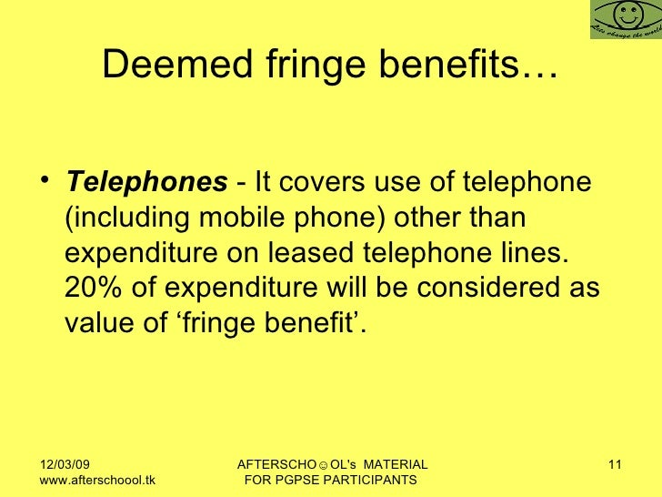 Fringe Benefits: What They Are & How They Work