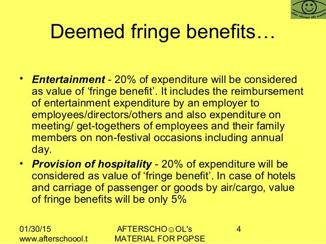 Employee Fringe Benefits That are Tax Free | Nolo