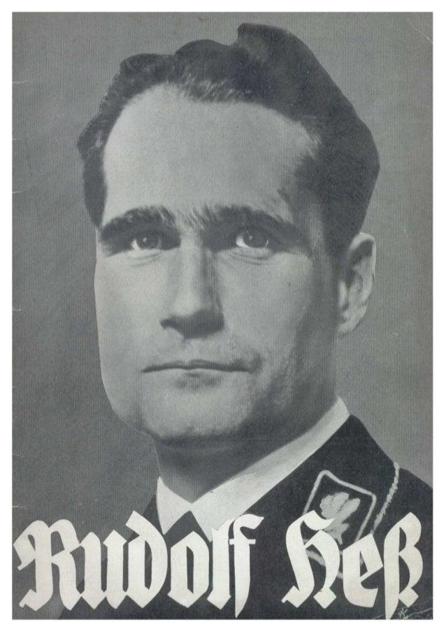 Frisch, Albert: Rudolf Hess - der Stellvertreter des Fuehrers